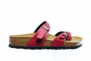 Birkenstock Mayari Pull Up Bordeux