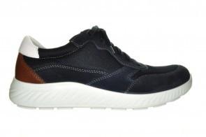 Blauwe Comfort Zomersneaker Jomos