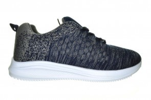 Blauwe Goedkope Zomersneaker Comfort