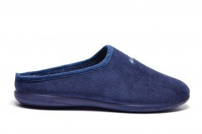 Blauwe Instapper Hush Puppies