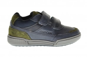 Blauwe Sneaker Geox School