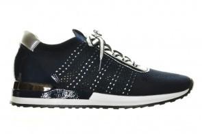 Blauwe Sneaker Stretch Remonte