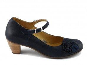 Brako Pump Blauw Bloem Comfort