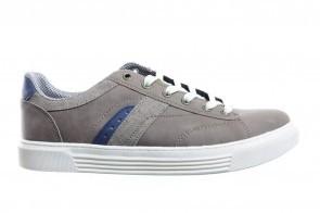 Bruine Sportieve Sneaker Heren Veter