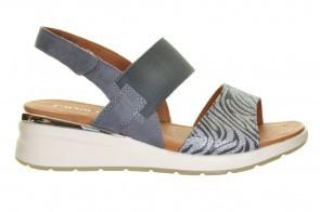 Caprice Sandalen Jeans