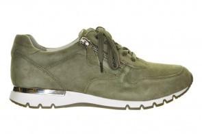 Caprice Sneaker Cactus Suede