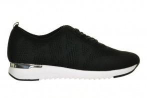 Caprice Zwarte Sneaker Zomer