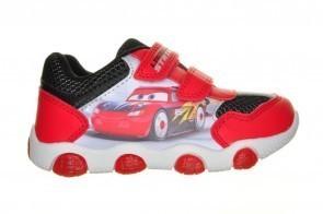 Cars Schoenen Lichtjes Rood