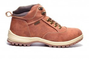 Cognac Bottines Heren