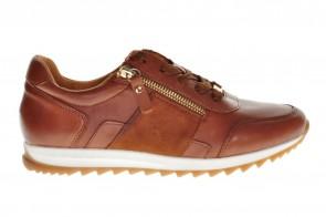 Cognac Sneaker Elegant Caprice