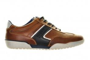 Cognac Sneakers Casual Bugatti