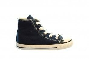 Converse All Stars Navy Hoog Kids