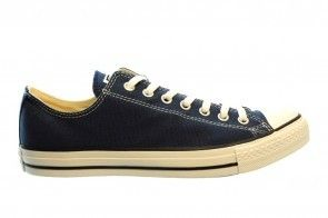 Converse All Stars Ox Blauw Navy Blauwe