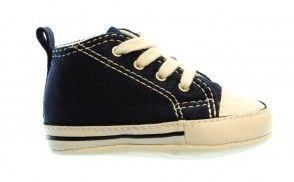 Converse First Star Hi Navy Baby