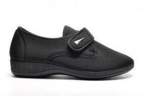 Dames Pantoffel Lycra Velcro