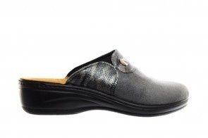 Dames Pantoffels Grijs Inblu
