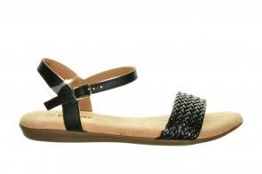 Dames Sandalen Zwart Goedkoop
