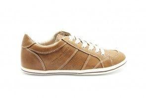 Dames Sneaker Cognac