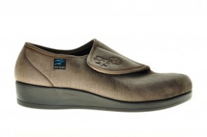 Fly Flot Pantoffel Rovere Velcro