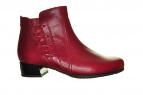 Gabor Laarzen Dark Red