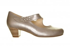 Gabor Pump Beige Metallic