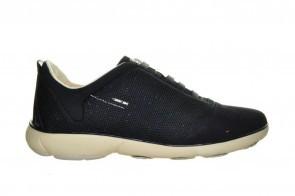 Geox Blauw Comfortsneaker