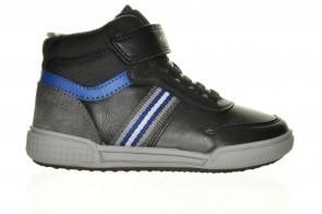 Geox Hoge Sneaker Zwart