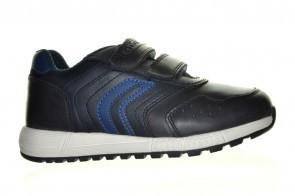 Geox Jongens Blauw Velcroschoenen