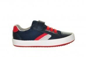 Geox Jongensschoenen Blauw Rood