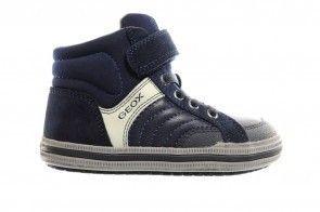 Geox Kinderschoenen Blauw Hoog