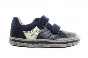 Geox Kinderschoenen Blauw Velcro