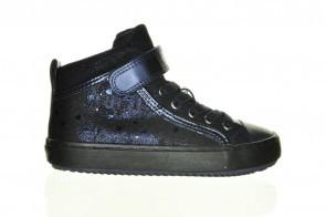 Geox Meisjes Sneaker Zwart