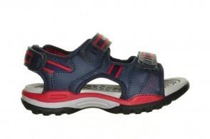 Geox Sandalen Blauw Velcro