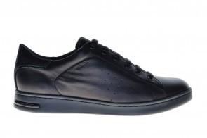 Geox Zwart Nappa Sneaker