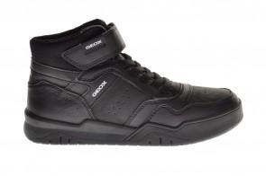 Geox Zwarte Hoge Sneaker