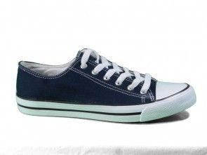 Goedkope Blauwe Sneakers
