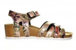 Goedkope Sleehak Sandaal Comfort Velcro