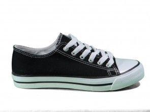 Goedkope Sneakers Zwart