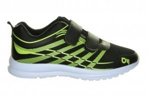 Goedkope Sportieve Sneaker Velcro