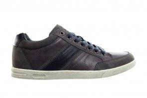 Grijze Mooie Herensneakers