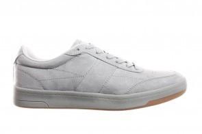 Grijze Sneaker Voor Heren Met Veter