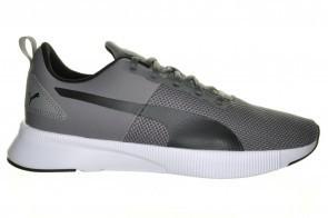 Grijze Sportieve Sneaker Veter Puma