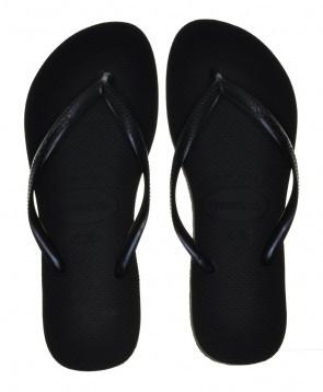 Havaianas Zwart Black Slim