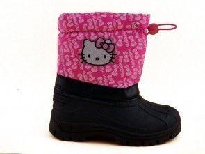 Hello Kitty Sneeuwbotten