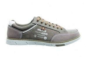 Heren Sneakers Taupe