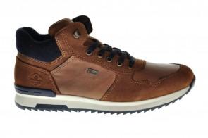 Hoge Herensneaker Bruin Rieker