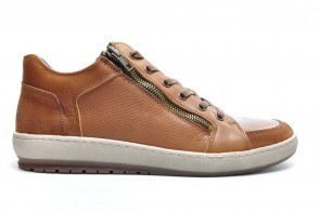 Hush Puppies Cognac Heren