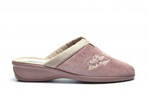 Hush Puppies Pantoffel Taupe