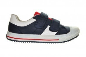 Jongensschoenen Velcro Blauw