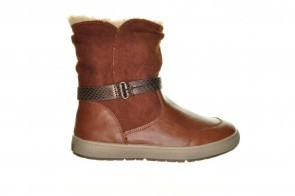 Kinderlaarzen Winter Cognac Sprox